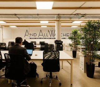 Office spaces in london