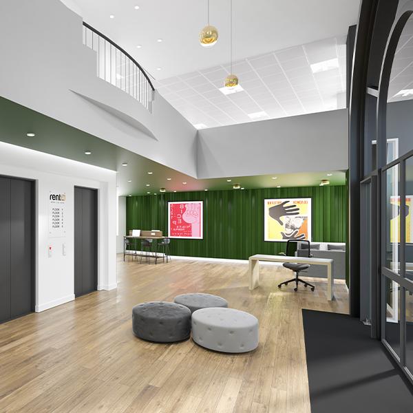 Fetter lane - office space holborn