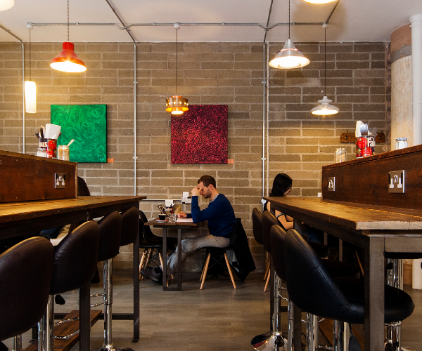 coworking space shoreditch