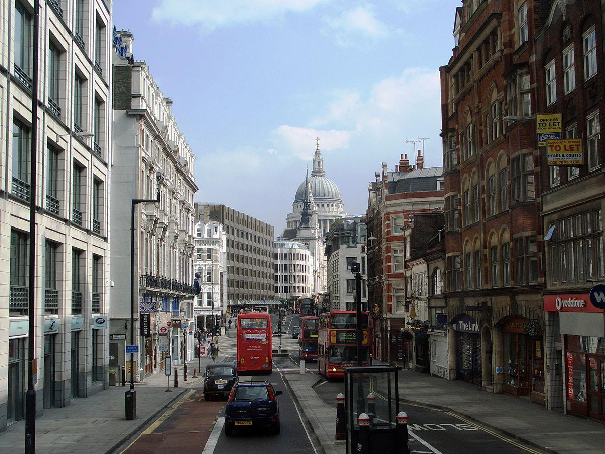 Fleet Street - Office space london